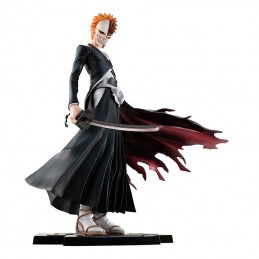BLEACH ICHIGO KUROZAKI 10TH ANNIVERSARY GEM STATUE FIGURE