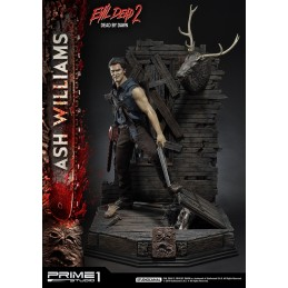 EVIL DEAD 2 - ASH WILLIAMS 1/3 96CM STATUE RESINA FIGURE