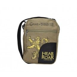 GAME OF THRONES - LANNISTER SMALL MESSENGER BAG BORSA