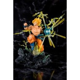 DRAGON BALL Z - SUPER SAIYAN SON GOKOU EXTRA BATTLE FIGUARTS ZERO ACTION FIGURE
