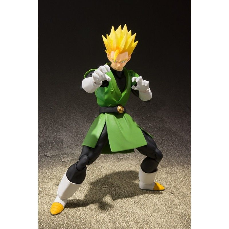 BANDAI DRAGON BALL Z GREAT SAIYAMAN S.H. FIGUARTS ACTION FIGURE