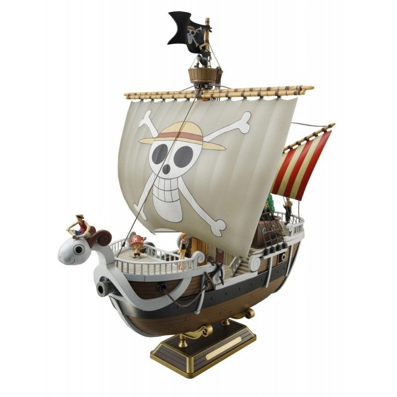 BANDAI ONE PIECE GOING MERRY MODEL KIT