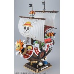 ONE PIECE THOUSAND SUNNY NEW WORLD VER MODEL KIT BANDAI