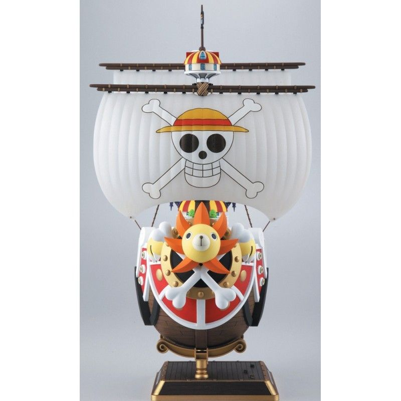 BANDAI ONE PIECE THOUSAND SUNNY NEW WORLD VER MODEL KIT