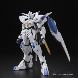 MASTER GRADE MG GUNDAM BAEL FULL MECHANICS 1/100 MODEL KIT FIGURE BANDAI