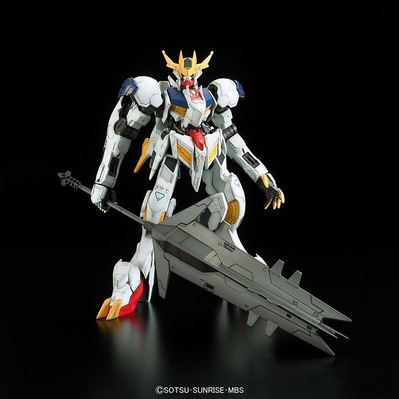 ORPHAN GUNDAM BARBATOS LUPUS REX 1/100 MODEL KIT ACTION FIGURE BANDAI