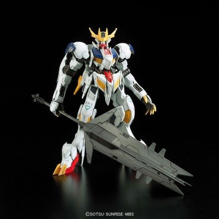 ORPHAN GUNDAM BARBATOS LUPUS REX 1/100 MODEL KIT ACTION FIGURE