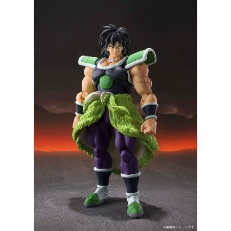 DRAGON BALL SUPER BROLY S.H. FIGUARTS ACTION FIGURE