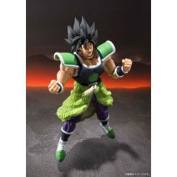 DRAGON BALL SUPER BROLY S.H. FIGUARTS ACTION FIGURE BANDAI