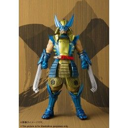 MARVEL WOLVERINE MEISHO MANGA ACTION FIGURE