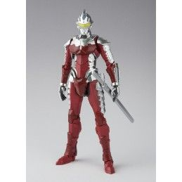ULTRAMAN ANIMATION SUIT VERSION 7 S.H.F FIGUARTS ACTION FIGURE