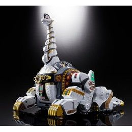 SOUL OF CHOGOKIN GX-85 TITANUS POWER RANGERS ACTION FIGURE BANDAI