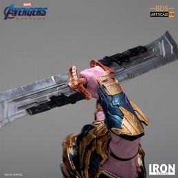 AVENGERS ENDGAME - THANOS DELUXE BDS ART SCALE 1/10 35 CM STATUE FIGURE