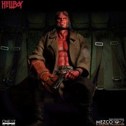 HELLBOY ONE:12 COLLECTIVE ACTION FIGURE MEZCO TOYS