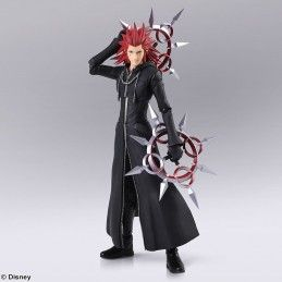 KINGDOM HEARTS III - AXEL BRING ARTS ACTION FIGURE SQUARE ENIX