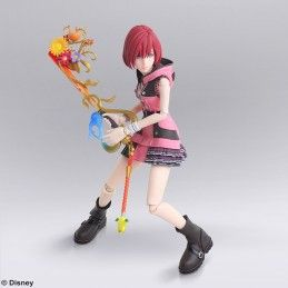 KINGDOM HEARTS III - KAIRI BRING ARTS ACTION FIGURE