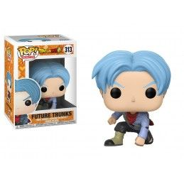 FUNKO POP! DRAGON BALL SUPER - FUTURE TRUNKS BOBBLE HEAD KNOCKER FIGURE