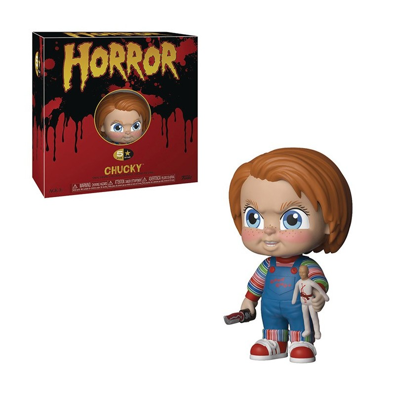FUNKO HORROR FIVE STAR - CHUCKY 9 CM ACTION FIGURE