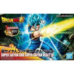 DRAGON BALL SUPER - RISE SUPER SAIYAN GOD SS VEGETTO MODEL KIT FIGURE