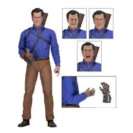 NECA ASH VS EVIL DEAD - ULTIMATE ASH ACTION FIGURE