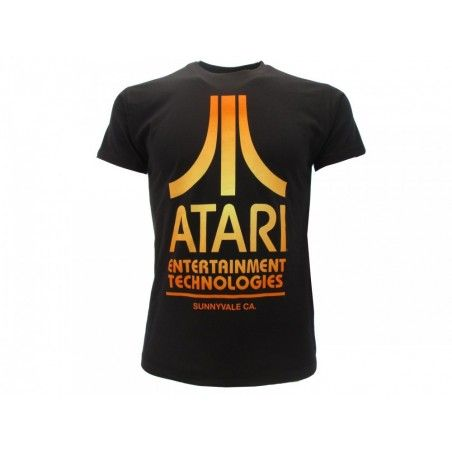 MAGLIA T SHIRT ATARI ENTERTAINMENT TECHNOLOGIES