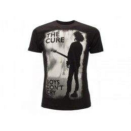 MAGLIA T SHIRT THE CURE BOYS DONT CRY