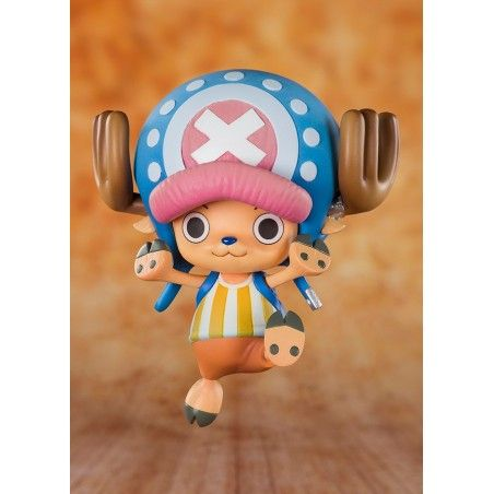 ONE PIECE ZERO CANDY LOVER CHOPPER ACTION FIGURE