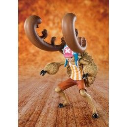 ONE PIECE ZERO CANDY LOVER CHOPPER HORN POINT ACTION FIGURE BANDAI