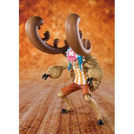 ONE PIECE ZERO CANDY LOVER CHOPPER HORN POINT ACTION FIGURE