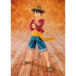 BANDAI ONE PIECE ZERO STRAW HAT LUFFY FIGUARTS ZERO ACTION FIGURE