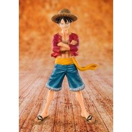 ONE PIECE ZERO STRAW HAT LUFFY FIGUARTS ZERO ACTION FIGURE