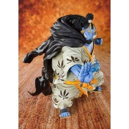 ONE PIECE ZERO KNIGHT OF THE SEA JINBE FIGUARTS ZERO ACTION FIGURE