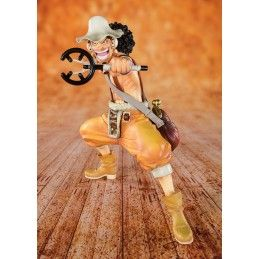 BANDAI ONE PIECE ZERO KING OF SNIPERS USOPP FIGUARTS ZERO ACTION FIGURE