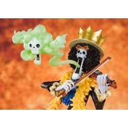 ONE PIECE ZERO HUMMING BROOK FIGUARTS ZERO ACTION FIGURE