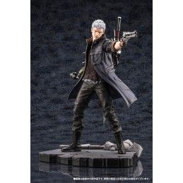 DEVIL MAY CRY 5 NERO ARTFX J STATUE 27 CM FIGURE KOTOBUKIYA