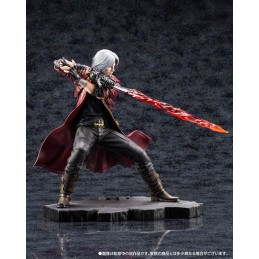 DEVIL MAY CRY 5 DANTE ARTFX J STATUE 24 CM FIGURE