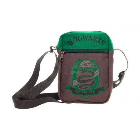HARRY POTTER - SLYTHERIN SMALL CANVAS BAG SERPEVERDE BORSA