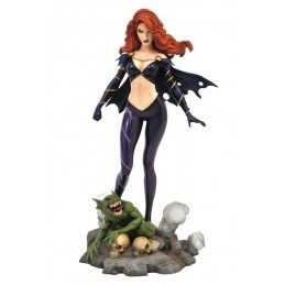 MARVEL GALLERY GOBLIN QUEEN COMIC STATUE 23CM FIGURE