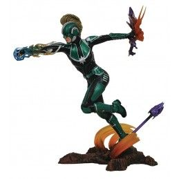 MARVEL GALLERY CAPTAIN MARVEL STARFORCE STATUE 23CM FIGURE