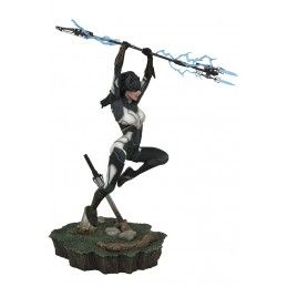 MARVEL GALLERY AVENGERS 3 PROXIMA MIDNIGHT STATUE 27CM FIGURE