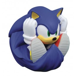 SONIC THE HEDGEHOG BANK SALVADANAIO FIGURE
