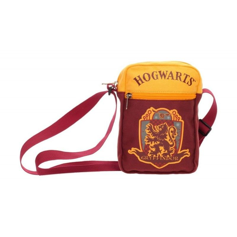 HARRY POTTER - GRYFFINDOR SMALL CANVAS BAG GRIFONDORO BORSA