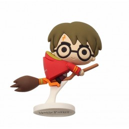 HARRY POTTER NIMBUS RED CAPE RUBBER MINI FIGURE IN GOMMA 10 CM