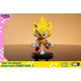 FIRST4FIGURES SONIC THE HEDGEHOG SUPER SONIC BOOM8 SERIES VOL.06 STATUE FIGURE