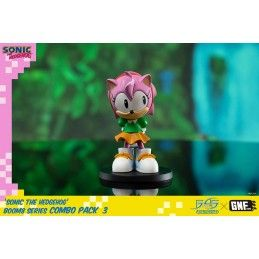 SONIC THE HEDGEHOG BOOM8 SERIES VOL.5 AMY STATUE FIGURE FIRST4FIGURES