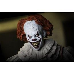 NECA IT - ULTIMATE PENNYWISE 2017 WELL HOUSE DELUXE ACTION FIGURE