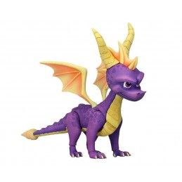 SPYRO THE DRAGON - SPYRO 20CM ACTION FIGURE NECA