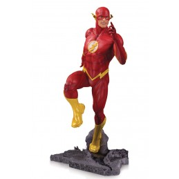 DC CORE THE FLASH 23CM PVC STATUE FIGURE