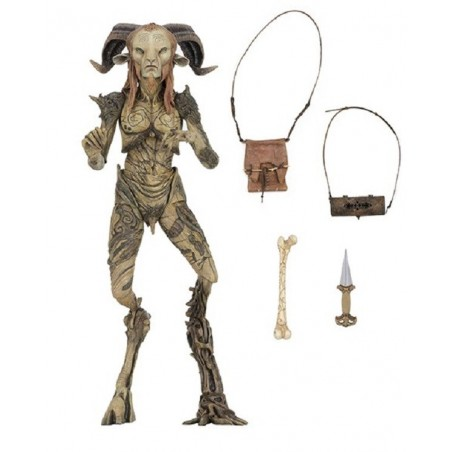 PAN'S LABYRINTH GUILLERMO DEL TORO FAUN DELUXE ACTION FIGURE