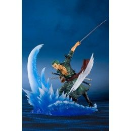 ONE PIECE ZERO RORONOA ZORO YAKKODORI BATTLE EXTRA ACTION FIGURE